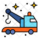 Crane Truck Breakdown Crane Icon