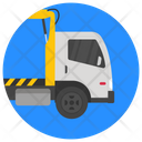 Crane Vehicle Icon
