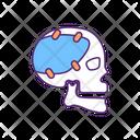 Skull Surgery Craniofacial Icon