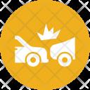 Crash Collision Accident Icon
