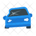 Accident Car Crashed Icon