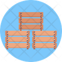 Crate Wooden Box Box Icon