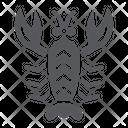 Crawfish Icon