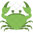 Crawl Crab Lobster Icon