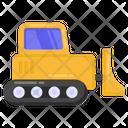 Crawler Crane Crawler Loader Excavator Icon