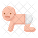 Crawling Icon