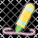 Crayon Drawing Pencil Icon