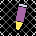 Crayon Design Drawing Icon