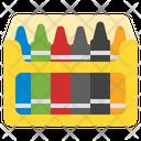 Crayon Color Pencil Drawing Pencil Icon