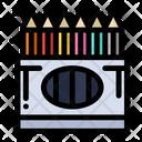 Crayon Color Icon
