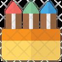 Crayon Pen Icon