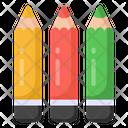 Crayon Color Pencils Crayons Pencils Icon
