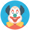 Crazy Clown Icon