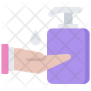 Cream Hand Lotion Icon
