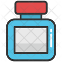 Cream Jar Lotion Icon