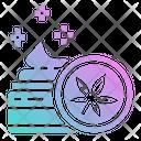 Cbd Gel Cosmetics Icon