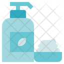 Alternative Medicine Cream Cosmetic Icon