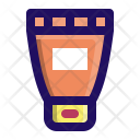 Tube Cosmetic Makeup Icon