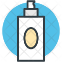 Cream Bottle Hair Icon