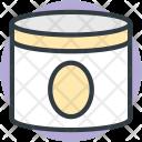 Cream Container Facial Icon