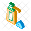 Cream Bottle Outlie Icon