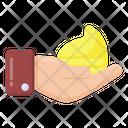 Cream Care Icon