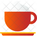 Cream Coffee Icon