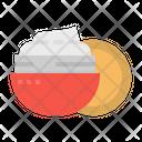 Cream Jar Lotion Jar Cream Icon