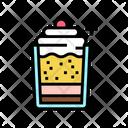 Creamy Ice Cream Icon