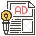 Create Ad Advertise Icon