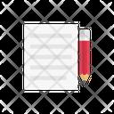 Create File Document Icon