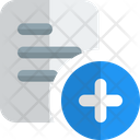 Create File New File Add File Icon