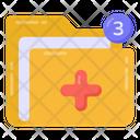 New Folder Create Folder Create Archive Icon