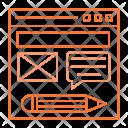 Create Message Icon