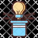 Creating Ideas Creative Idea Creativity Icon