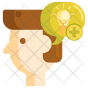 Creating Ideas Icon