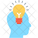 Creative Mind Idea Icon