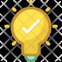 Creative Idea Innovation Icon