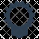 Creative Idea Development Icon