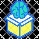 Creative Creative Mind Human Brain Icon