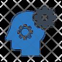 Creative Mind Head Icon