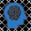 Creative Idea Mind Icon