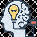 Creative Brainstorming Idea Icon