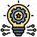 Innovate Technology Idea Icon
