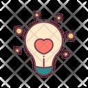 Creative Heart Love Icon