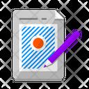 Process Creative Design Icon