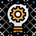 Creative Idea Design Icon