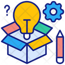 Creative Package Think Icon