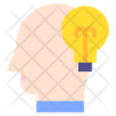 Creative Mind Thought Icon