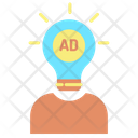 Iad Idea Creativity Creative Advertiser Advertiser Icon
